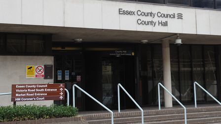The Essex Coroner's Court in Victoria Street, Chelmsford Picture: ARCHANT