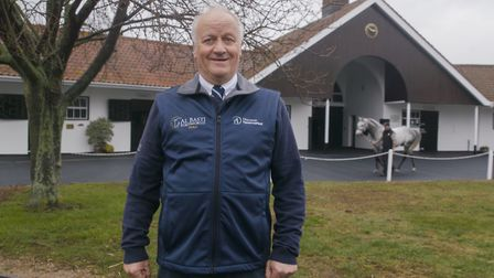 Discover Newmarke tour guide Larry Bowden Picture: DISCOVER NEWMARKET