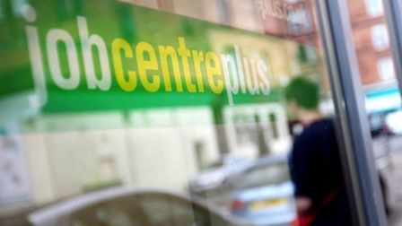 Job centres are referring people to foodbanks, Mr Smith said Picture: Danny Lawson/PA Wire