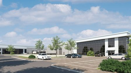 A loan of up to �7m from the council could enable the delivery of a business centre at Suffolk Busin