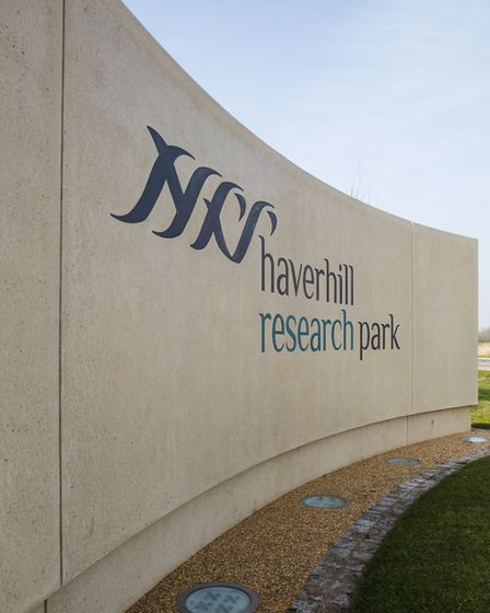 Haverhill Research Park could benefit from the loan Picture: MICHAEL CAMERON PHOTOGRAPHY
