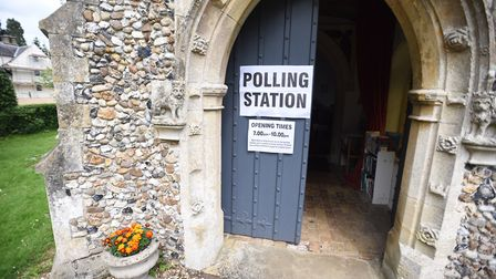Elections are being held across Suffolk this year with district and borough councils up for election