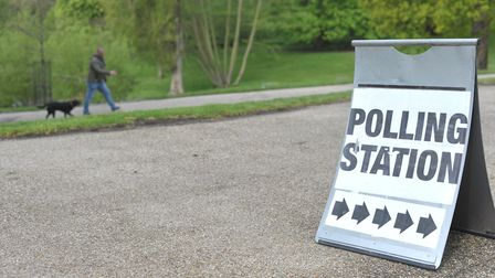 It will be the first time elections are held for the newly-formed East Suffolk and West Suffolk coun