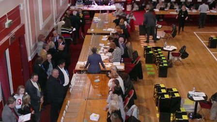 The 2019 council elections in Suffolk are taking place on Thursday, May 2