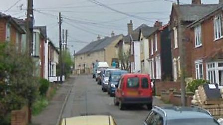 Albion Street in Rowhedge Picture: GOOGLE MAPS