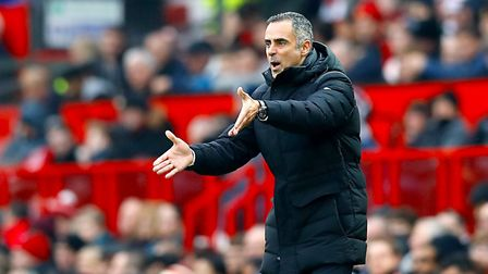 Reading are making progress under new boss Jose Gomes. Picture: PA