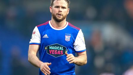 Alan Judge has produced a string of impressive displays since joining Ipswich Town. Photo: Steve Wal