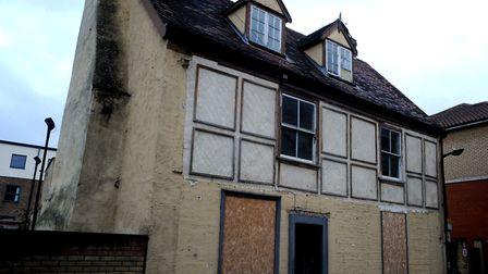 11 High Baxter Street, Bury St Edmunds, has been bought by a heritage trust that restores buildings