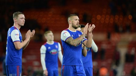 Luke Chambers recently said he would want to be the man who led Ipswich Town back to the Championshi