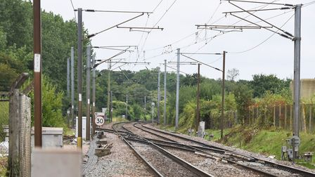Haughley Junction needs to be upgraded. Picture: ARCHANT