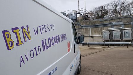 Wet wipes and fatbergs cost Anglian Water �19million a year. Picture: RACHEL EDGE