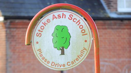 Stoke Ash Primary School was sold to the Girl Guides organisation after pupil numbers fell Picture: