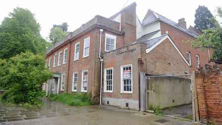 Babergh District Council sold East House in Hadleigh for �697,129 Picture: SU ANDERSON