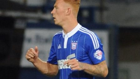 Former Ipswich Town defender Josh Yorwerth is facing a ban. Picture: ARCHANT