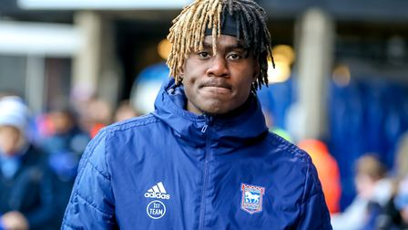 Trevoh Chalobah has enjoyed his loan spell at Ipswich Town. Picture: STEVE WALLER WWW.STEPHEN