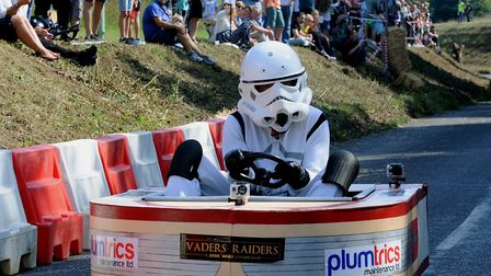 The Soap box challenge will return this year Picture: ANDY ABBOTT