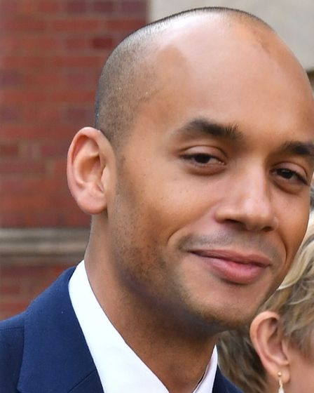 Chuka Umunna, who has this week called on voters to join breakaway Labour and Tory MPs in building a