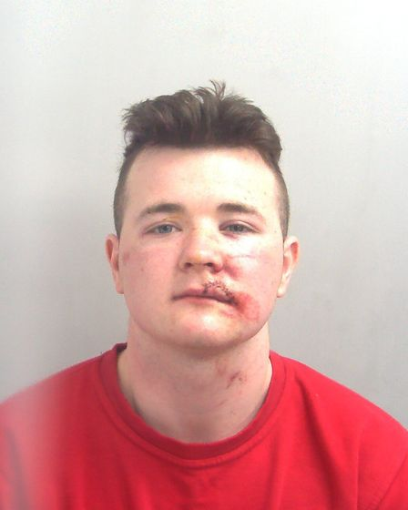 Mickey McDonagh. Picture: ESSEX POLICE