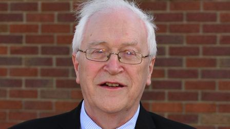 Councillor Tony Fryatt, member of Suffolk Coastal District Council's planning committee. Picture: SI