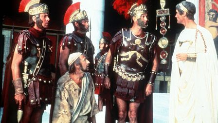 The Life of Brian is being reissued for one day in April to mark its 40th anniversary and Woodbridge