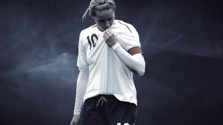 Kelly Smith, who will be attending this year's KBB Suffolk FA Grassroots Festival