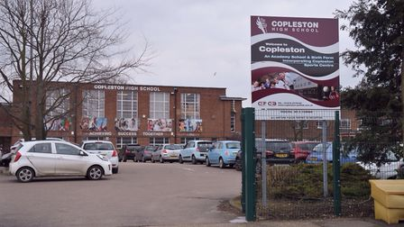 Copleston High School will have a new classroom block, allowing it to create another 200 student pla