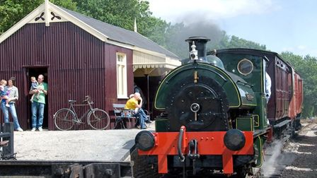 The Middy's Brockford Station