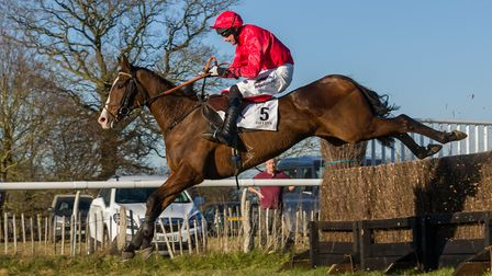 Laser Beam and Richard Collinson, winners of the Open Maiden Race Photo: GRAHAM BISHOP PHOTOGRAPHY