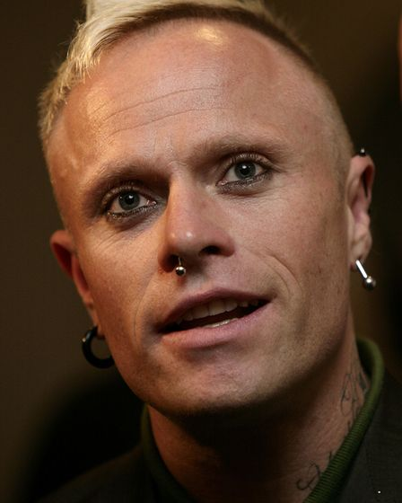 Prodigy frontman Keith Flint who has died at the age of 49: Yui Mok/PA Wire