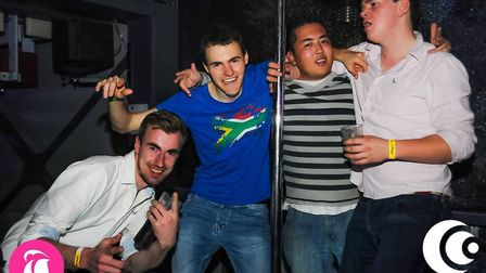 Were you in Carbon in Stowmarket on Saturday, March 2? Picture: LICKLIST