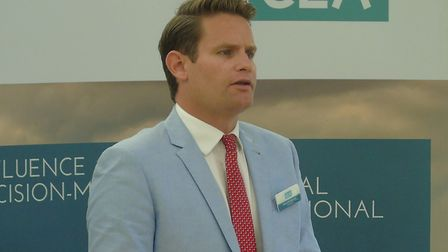 Ben Underwood, Country Land and Business Association (CLA) East regional director Picture: CLA EAST