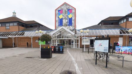 A new cinema complex could be built at the Guineas Shopping Centre in Newmarket Picture: ARCHANT