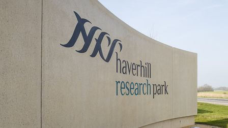 A new business centre may now be built in a different location at Haverhill Research Park Picture: M