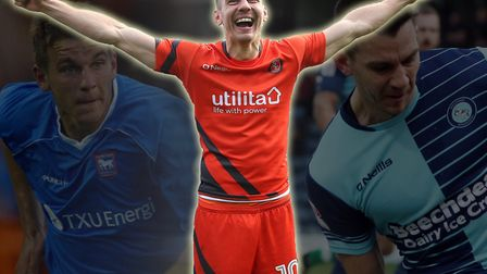 Matt Bloomfield has now made 500 professional appearances - one for Ipswich and 499 for Wycombe. Pic