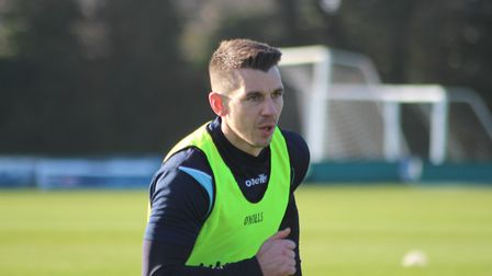 Bloomfield's 500th Wycombe appearance will come against Sunderland this weekend. Picture: WYCOMBE WA