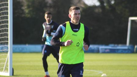 Bloomfield has scored 39 goals in his 500 games. Picture: WYCOMBE WANDERERS