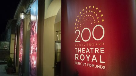 The Theatre Royal's 200th birthday celebrations launched in February Picture: AARON WEIGHT