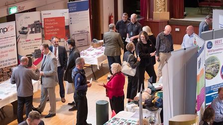 Witham Chamber of Commerce's Business Showcase will be in the Public Hall on March 13, 2019 Picture