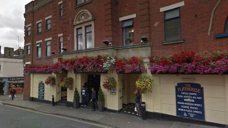 Two men have been charged following reports of an assault at the Playhouse in Colchester Picture: GO
