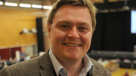 Colchester MP Will Quince. Picture: PHIL MORLEY/ARCHANT