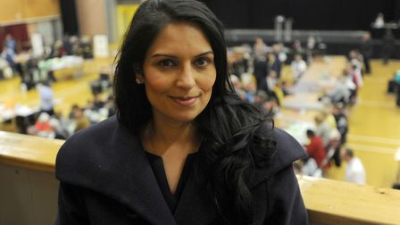 Witham MP Priti Patel. Picture: PHIL MORLEY/ARCHANT