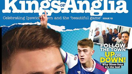 The new Kings of Anglia episode 10 features a six-page feature on Felixstowe & Walton FC... 'Seaside