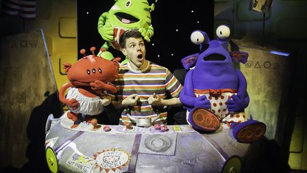 Aliens Love Underpants is adapted and directed by Adam Bampton-Smith Picture: CONTRIBUTED