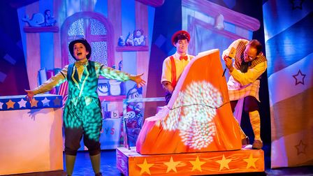 The Amazing Adventures of Pinocchio is coming to the Theatre Royal in Bury St Edmunds in April Pictu