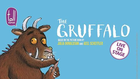 The Gruffalo show, which has toured the world, is coming to the Theatre Royal in June