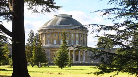 Ickworth House will build a new trail this year Picture: GREGG BROWN