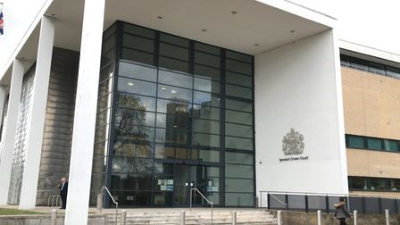 Bill Simpson was due to stand trial at Ipswich Crown Court Picture: ARCHANT