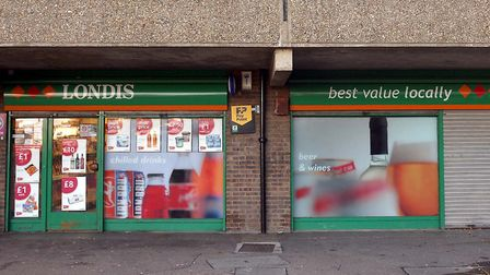 The Londis shop in Gloucester Road, Haverhill Picture: ARCHANT
