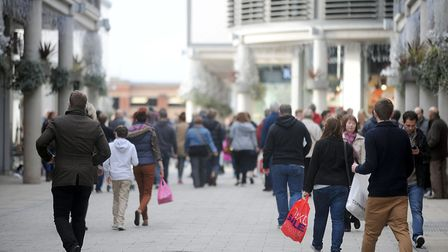 It is 10 years since the Arc shopping centre opened in Bury St Edmunds but have your shopping habits