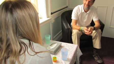 Suffolk Young People's Health Project (4YP) holds counselling sessions for youngsters. Picture: 4YP